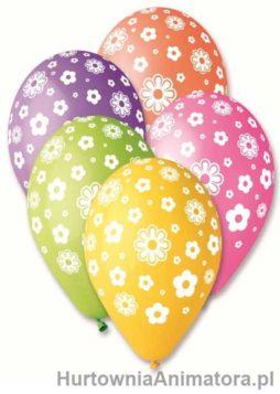 balony_kwiatki_25_szt_hurtownia_animatora_pl