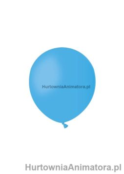 balony_okragle_5_blekit_hurtownia_animatora_pl