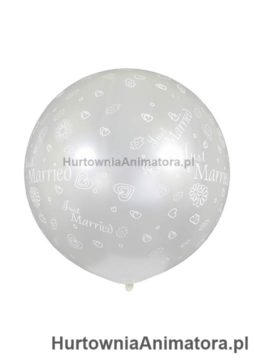 balon_kula_married_hurtownia_animatora_pl