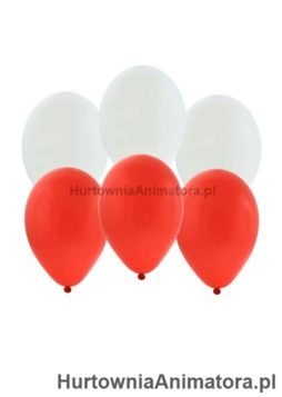 balony_bialo_czerwone_20_pzpn_hurtownia_animatora_pl