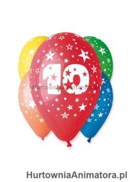 balony_liczba_10_hurtownia_animatora_pl