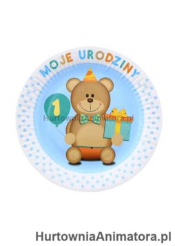 talerzyki-papierowe-moje-1-urodziny-niebieskie_hurtownia_animatora_pl