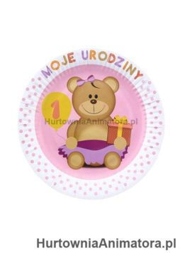 talerzyki-papierowe-moje-1-urodziny-rozowe_hurtownia_animatora_pl