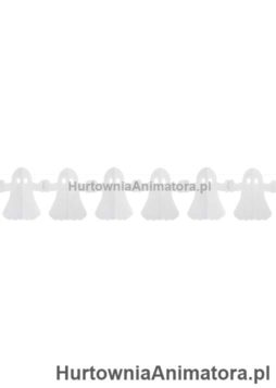 Girlanda_papierowa_Duszki_hurtownia_animatora_pl