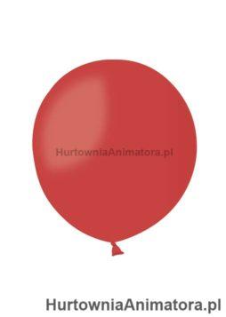 balon-g220-kula-pastel-0-85m-czerwona_hurtownia_animatora_pl