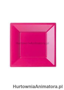 talerze-bbs-plastikowe-kolor-rozowy-kwadratowe-hurtownia_animatora_pl