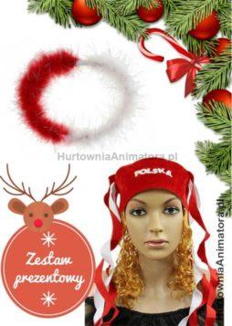 zestaw_prezentowy_kobieta_kibic_HurtowniaAnimatora_pl
