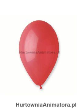 balony_czerwone_1_szt_hurtownia_animatora_pl