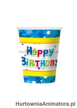 kubeczki-papierowe-happy-birthday-niebieskie-hurtownia_animatora_pl