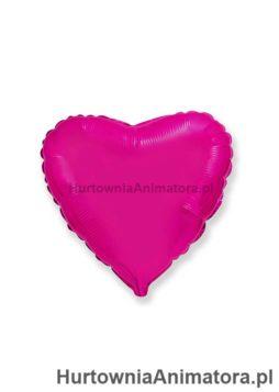 balon-serce-ciemnorozowe_hurtownia_animatora_pl