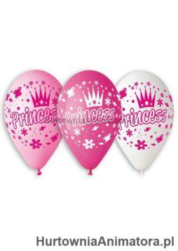 balony-premium-ksiezniczki-12-5-szt_hurtownia_animatora_pl