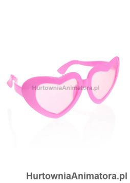 okulary-jumbo-serca-rozowe_hurtownia_animatora_pl