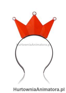 swiecaca-korona-czerwona_hurtownia_animatora_pl