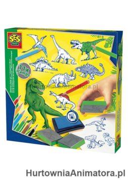 zabawki-kreatywne_ses_pieczatki_dinozaury_hurtownia_animatora_pl