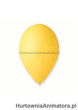 Balony-zolte-A80_HurtowniaAnimatora_pl