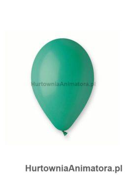 Balony_pastelowe_turkusowe-zielone_G90_10_100_szt_HurtowniaAnimatora_pl
