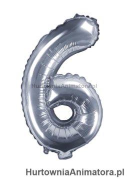 balon-foliowy-cyfra-6-srebrny_HurtowniaAnimatora_pl