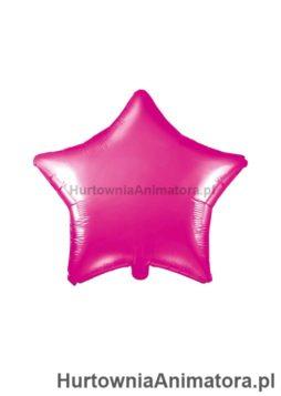 balon-foliowy-gwiazda-rozowy_HurtowniaAnimatora_pl