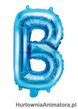 balon-foliowy-litera-B-niebieski_HurtowniaAnimatora_pl