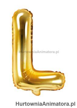 balon-foliowy-litera-L-zloty_HurtowniaAnimatora_pl