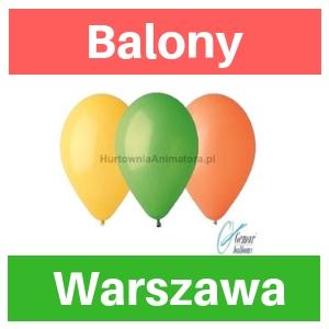 Balony Warszawa