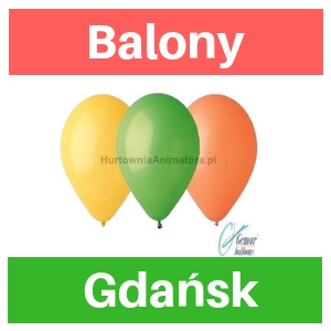 Balony Gdańsk