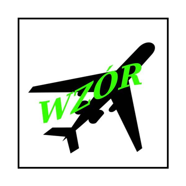 Szablony Do Tatuaży Szablon Samolot Hurtownia Animatora Sklep