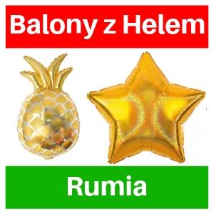 Balony z Helem Rumia