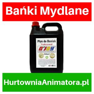 Bańki Mydlane - HurtowniaAnimatora.pl