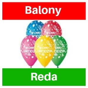 Balony Reda