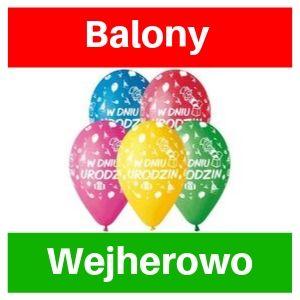 Balony Wejherowo