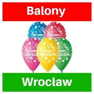 Balony Wrocław