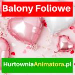 Balony Foliowe